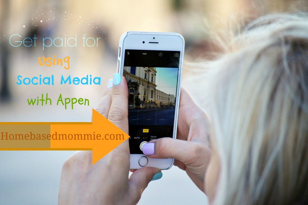 Get paid for Using Social Media with Appen -
